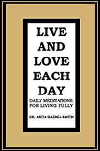 Live and Love Each Day: Purchase Book